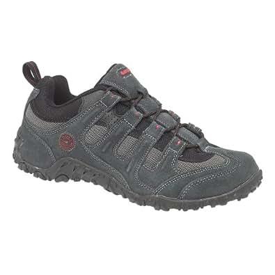 Hi-Tec Quadra Classic / Mens Shoes / Hiking Shoes (8 UK) (Grey)
