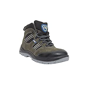 Allen Cooper AC 1157 Hi-Ankle Safety Shoe