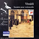 Vivaldi : Sonates pour violoncelle