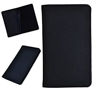 DCR Pu Leather case cover for Oppo N1 Mini (black)