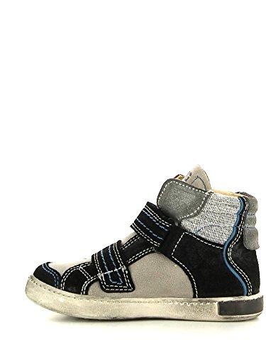 Primigi , Mädchen Sneaker Nero/grigio sc.