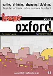 Itchy Insider's Guide to Oxford 2002 (Itchy City Guides)