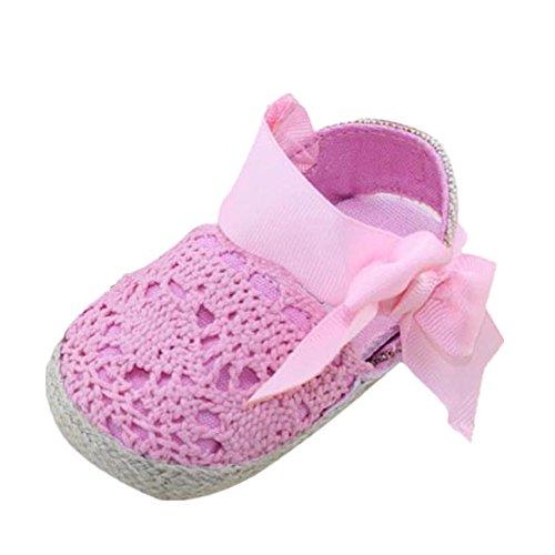 Tefamote Sandalias Zapatos De Suela Blanda Cuna Para Princesa - Cuna-para-bebe-nia