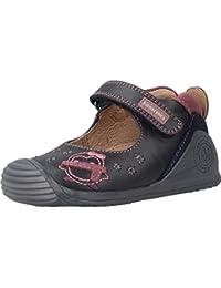 Zapatos de cordones para ni�a, color Azul , marca BIOMECANICS, modelo Zapatos