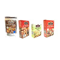 Dawat-e-khas Box (Pack of 4 Masala assortments - Ghati, Shahi Biryani, Mutton, Varhadi)