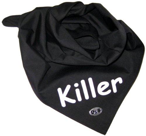 Artikelbild: Cooles Halstuch für Hunde - Killer - Gr.2 53x53cm - Dogs Stars