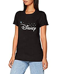 Disney Logo, T-Shirt Femme