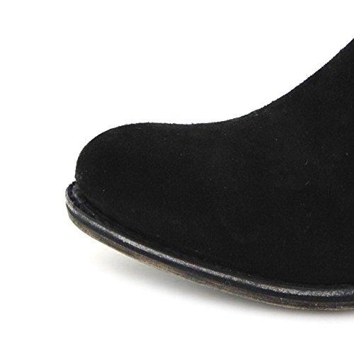Sendra Boots , Coupe fermées femme Serraje Negro