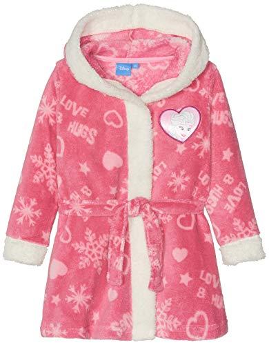 Disney La Reine des neiges Mädchen 4060 Kimono, Pink (Fushia Fushia), 4 ()
