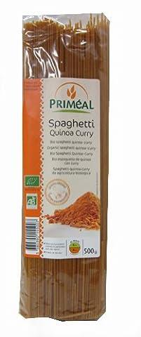 Quinoa Spaghetti CURRY 500GR