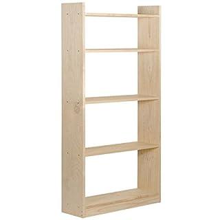 Astigarraga n58000.99Freestanding Wood Timber-Shelves (Independent, Wood, Wood, Garage, Shed, 800mm, 250mm