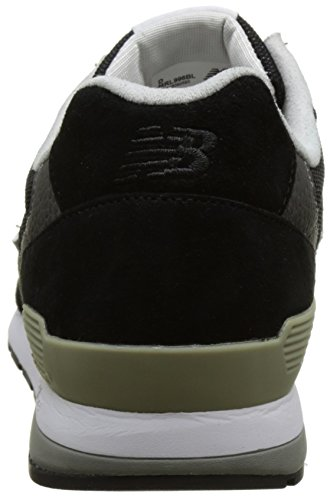 New Balance 996, Baskets Basses Homme Noir (Black)