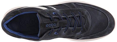 ECCO - Irondale, Scarpe stringate Uomo Nero(Black/Black 51052)