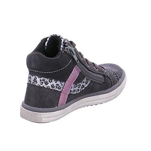 Lurchi 33-13772-25 Stina-tex, Sneaker bambine Grau Kombi