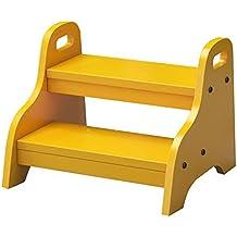 LIXIONG Escalera de Mano Multiusos Escalera de Segunda Clase Taburete de Escalera portátil para el hogar