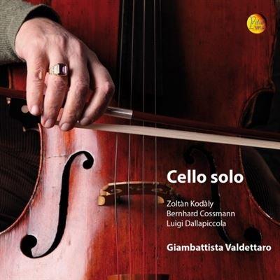 Cello solo Sonata per cello op 8 (1915) Studio da concerto op 10 n.3 in DO Ciaccona, intermezzo e adagio (1945)