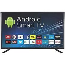 eAirtec 102 cm (40 inches) HD Ready Smart LED TV 40DJSM (Black) (2020 Model)