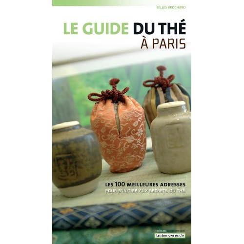 Le guide du thé à Paris