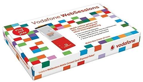 Vodafone WebSessions Paket UMTS Broadband
