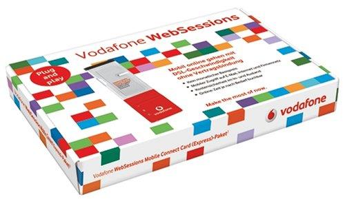 Prepaid Mobile Broadband (Vodafone WebSessions Paket UMTS Broadband Express)