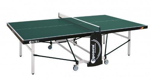 Sponeta Tischtennisplatte S 5-72 i Indoor grün (nicht wetterfest)