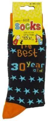 Simply The Best 30 Year Old Socks