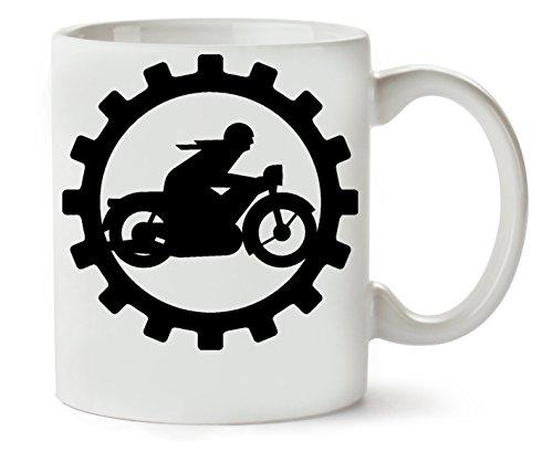 PC Hardware Store Biker Taza para Café Y Té