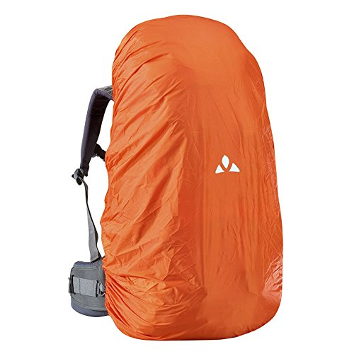 VAUDE Raincover for backpacks 30-55 l - Cubre-mochilas color orange, talla one size