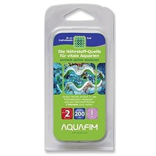Aquafim M-11 Jod Dosier-Würfel bis 200 L Meerwasser Aquarien