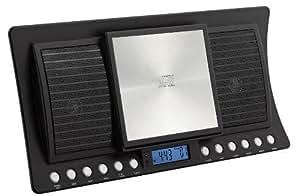Clipsonic CH1035 Micro-chaîne HiFi CD stéréo Noir