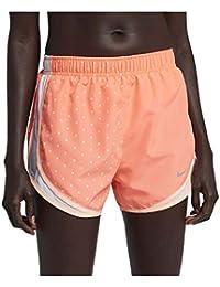 Nike Dry Tempo Americana - Pantalones Cortos de Running para Mujer (7 e2312c1e6f535