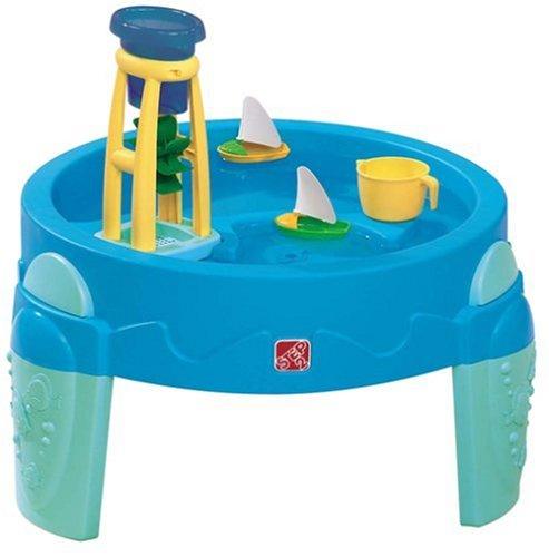 Step2 Wasser Tisch