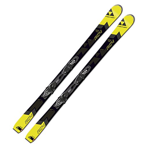 Ski Fischer RC4 Supercomp Pro PT 155cm Modell 2018 + Bindung RS10PR Z10 Powerrail