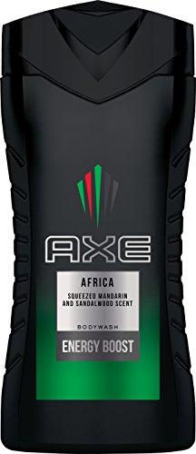Axe Duschgel Africa, 4er Pack (4 x 250 g)