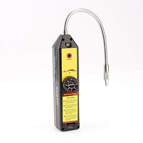 Detector fugas freón halógeno refrigerante A/C R134