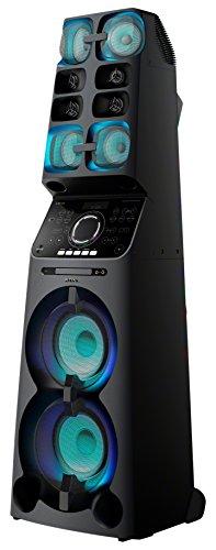 Sony Muteki MHC-V90 Sistema Home Audio a Torre ad Alta Potenza con Effetti Luminosi e Suono A 360° e Tecnologia Bluetoth