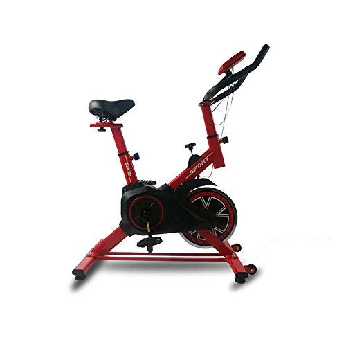 WyaengHai Bicicleta de Spinning Bicicleta De Interior De Entrenamiento Avanzado Elíptica Cross Trainer Bicicleta Deportiva Ejercicio aeróbico para el Gimnasio en casa.