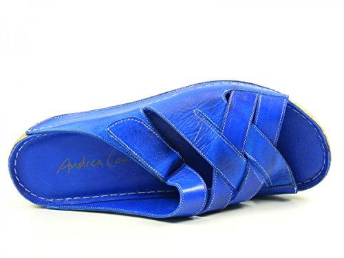 Scarpe Tip Andrea Donna Conti Tap 0799206028 Blau Da 4UqE7xq