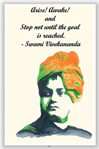 Swami Vivekanand Pack of 3 Poster  available at amazon for Rs.199