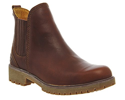 Timberland Lyonsdale Ladies Chelsea Boot Marron