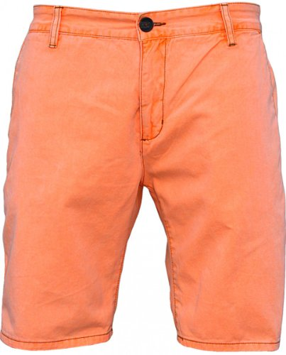 Shine ORIGINAL Chino Shorts 2-58007A Neon Orange, Größe: M Original Chino
