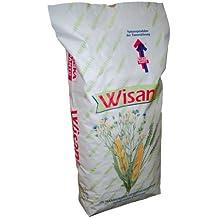 Panto Wisan-Mais für Pferde (die Alternative zu Maisflocken) bereits aufgeschlossener Mais mit Leinsaat, 1er Pack (1 x 25 kg)
