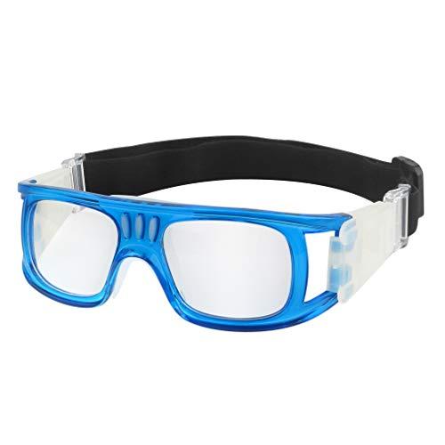 Baloncesto Gafas, Protección ojos receta lente reemplazable