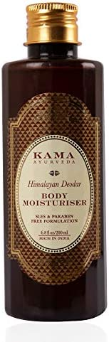 Kama Ayurveda Himalayan Deodar Body Moisturisers, 6.7 Fl Oz