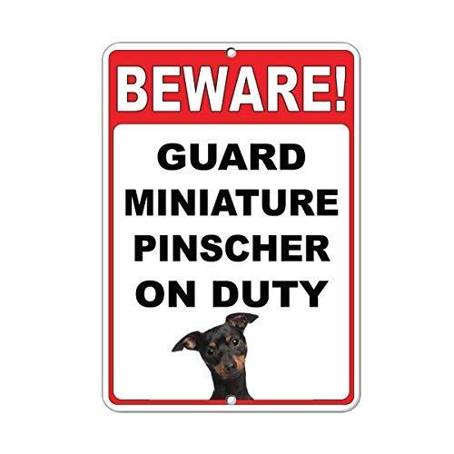 BridgetWhy50 Beware! Schild mit Aufschrift