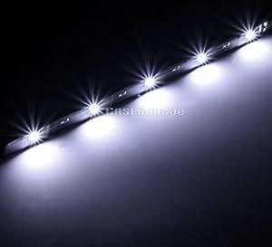 XIGMATEK-Xigmatek Xi-Ray Blanche Barre de LED