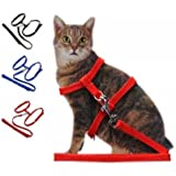 Brand New Cat Harness (Lead/Leash/Collar) (Black)