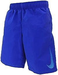 ff590d0f95 NIKE Swim Boys 8 Volley Short - Hyper Royal (Size 5)