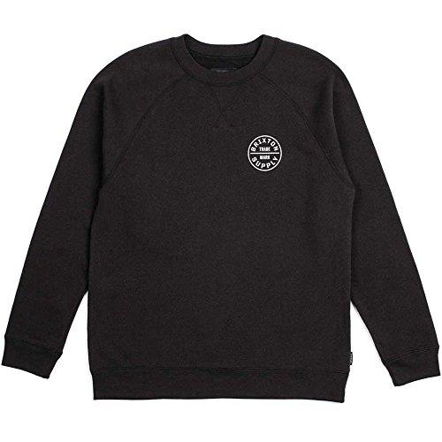 Brixton Oath Sweatshirt Black Black