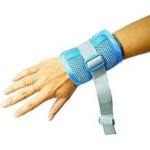 GLJY Cinturón de sujeción de la extremidad de la muñeca, Paquete de fijación médica,